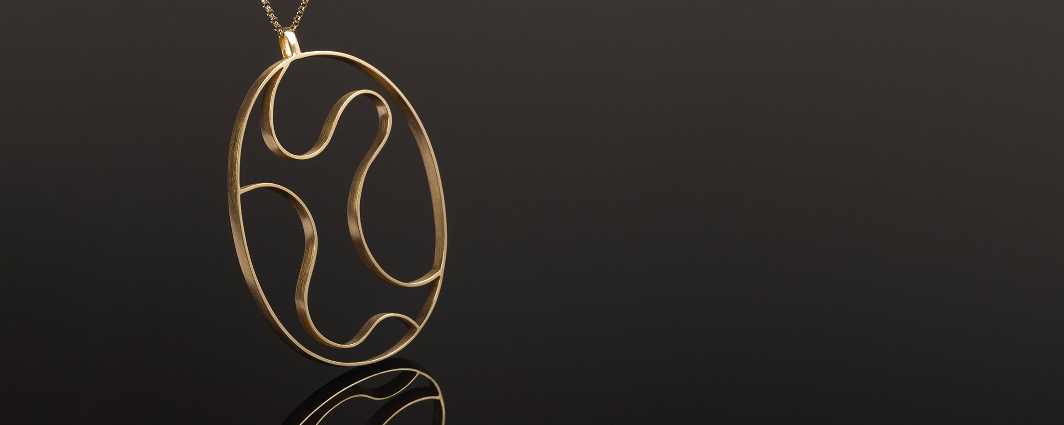 aus•gold - Halskette